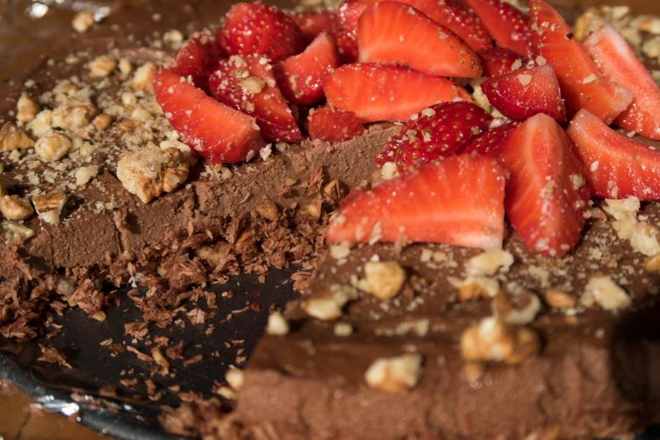 raw chocolate cake_2